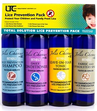 Lice Prevention Pack